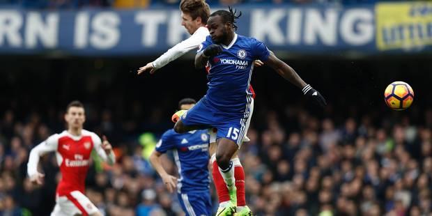 Victor Moses prolonge à Chelsea - La DH