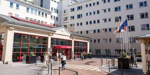 Mons : l'hôpital Ambroise Paré finalise sa mutation - La DH