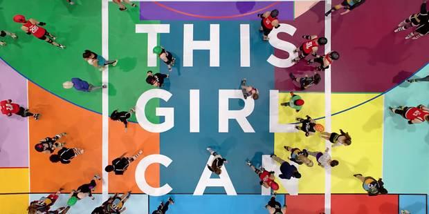 La campagne «This Girl Can» prône le sport pour toutes et c'est contagieux ! - La DH