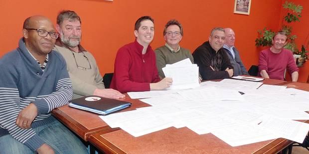 Arlon : les signatures pour la consultation populaire récoltées - La DH