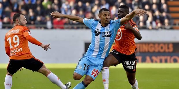 Ligue 1: Marseille cartonne Lorient et met la pression sur Bordeaux - La DH