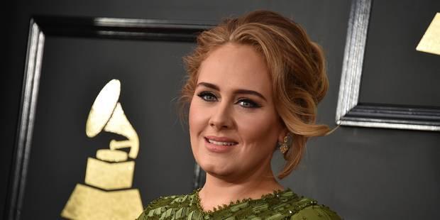 Adele mariée? La chanteuse britannique confirme... que oui ! - La DH
