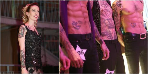 Voici Miss&Mister Tattoo 2017 (PHOTOS) - La DH