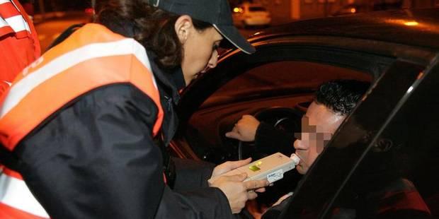 Borinage: 28 conducteurs contrôlés sous influence samedi soir - La DH