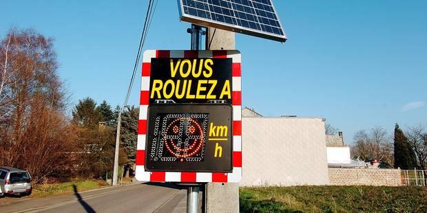 Lincent : des cyclistes flashés à? 140 Km/h ! - La DH