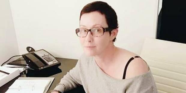 Le nouveau visage de Shannen Doherty - La DH