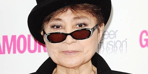 """Yoko Ono est """"proche de la fin"""" - La DH"""