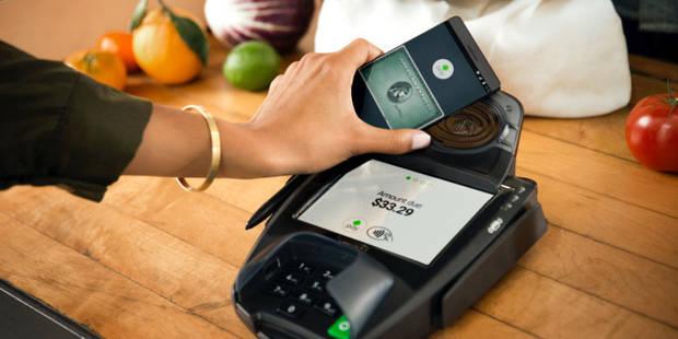 BNP Paribas Fortis lance le paiement mobile sans contact avec Google - La DH