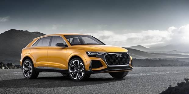 L'Audi Q8 arrive... - La DH