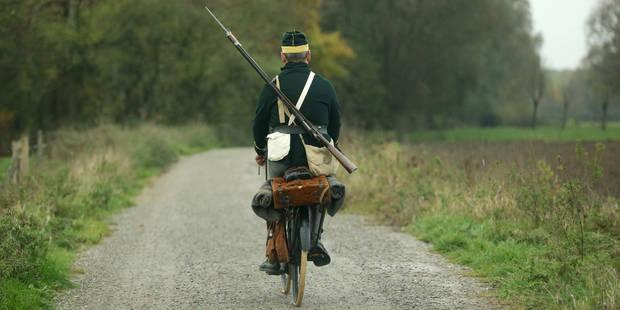 Gand-Wevelgem sur les traces de la Grande Guerre à Ploegsteert - La DH