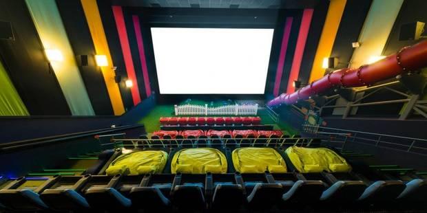 Une salle de jeux dans le cinéma du futur ! - La DH