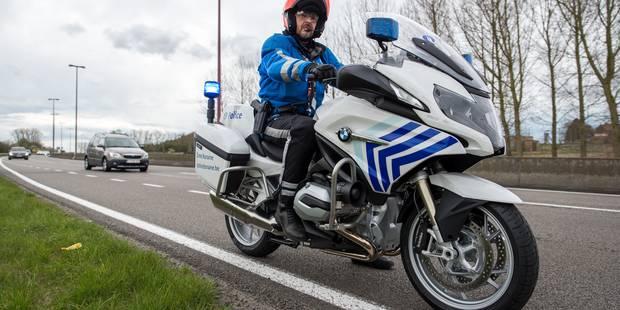 Un trafic de stupéfiants découvert suite à un contrôle de vitesse sur la E42 - La DH