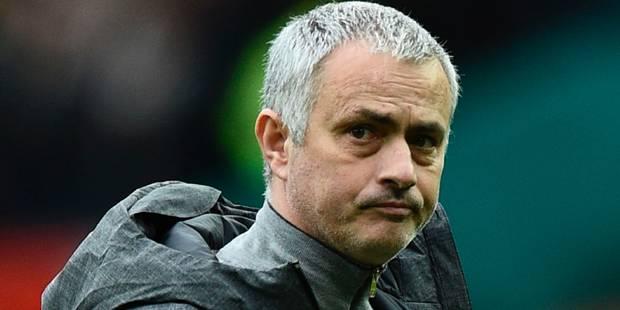 """Mourinho pas tendre avec la pelouse de Rostov: """"Difficile de croire que nous allons jouer ici"""" - La DH"""