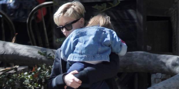 Scarlett Johansson et son ex se disputent la garde de leur petite fille - La DH