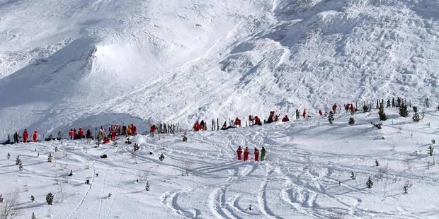 Alerte avalanche dans les Alpes françaises, deux accidents mortels - La DH