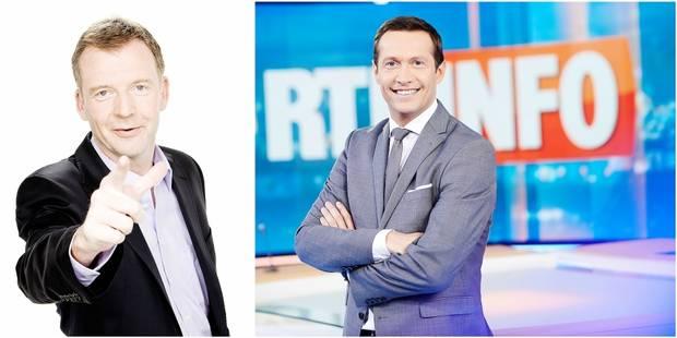 Voici les vrais chiffres des JT de RTL et La Une: qui est devant ? - La DH