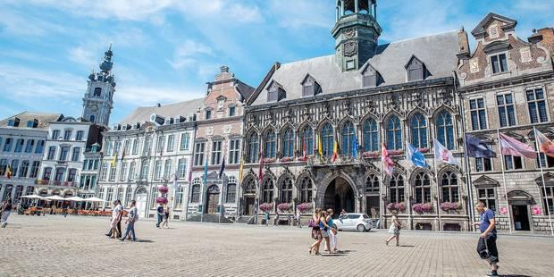 Mons : Ecolo plaide pour un collège qui bosse à 100 % pour la ville - La DH