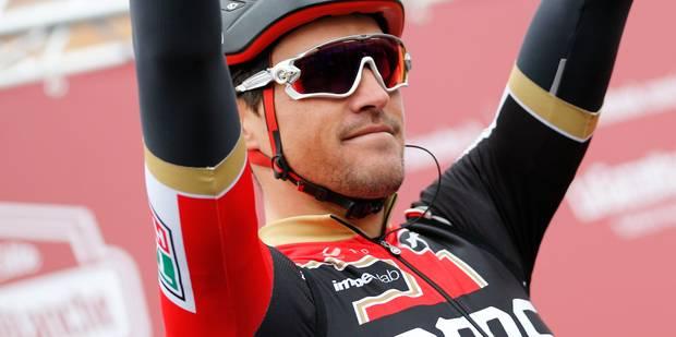 Tirreno-Adriatico: la 2e étape pour Geraint Thomas, Greg Van Avermaet nouveau leader - La DH