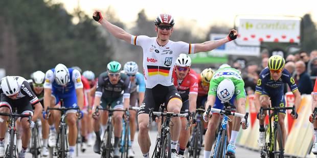 Paris-Nice: Greipel gagne au sprint la 5e étape, le Français Alaphilippe toujours leader (VIDEO) - La DH