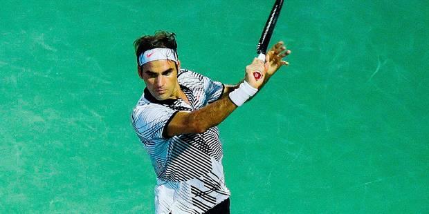 Federer toujours sur un nuage - La DH