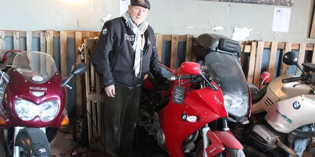 Jacques, 78 ans, flashé à moto à 170 km/h ! - La DH