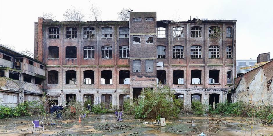 Bruxelles: Les bureaux abandonnés transformés en logements