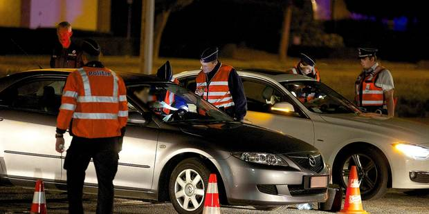 Louvain-la-Neuve : un policier avait failli être percuté - La DH