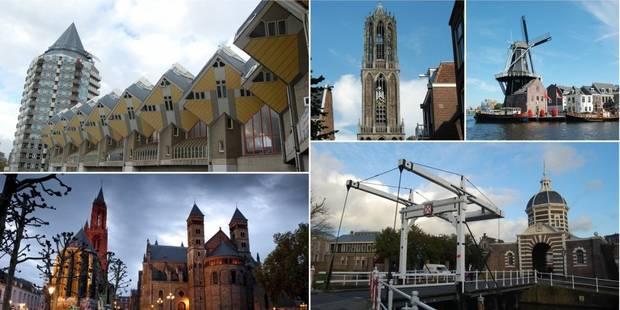 Les cinq trésors cachés des Pays-Bas - La DH