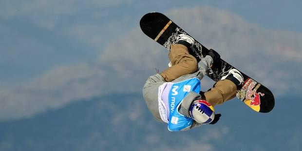 Seppe Smits champion du monde de slopestyle - La DH