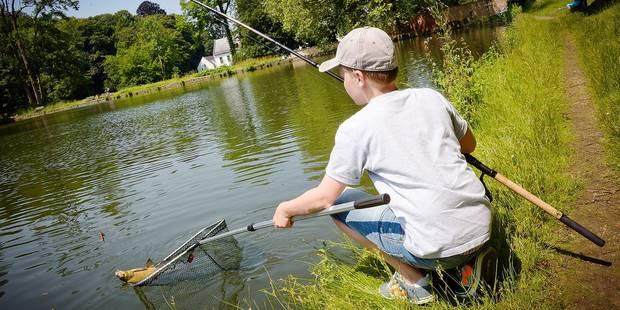 La saisons de la pêche revient: bon nombre de Bruxellois vont ressortir leur canne ! - La DH