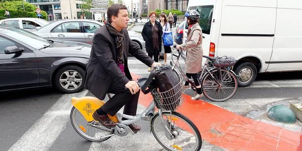 Les cyclistes bruxellois pourront signaler les points noirs - La DH