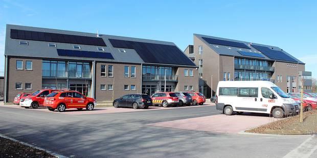 Bastogne: L'école du feu provinciale opérationnelle - La DH