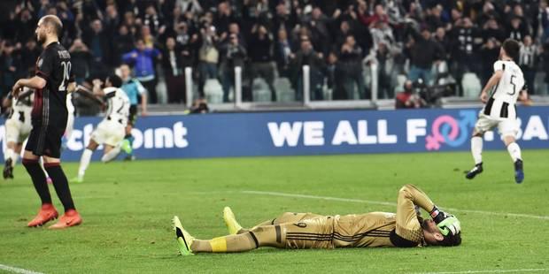 Furieux, les joueurs de Milan ont tout cassé dans le vestiaire du Juventus Stadium - La DH