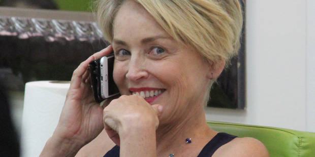 Sharon Stone dévoile tout de sa vie privée pour son anniversaire - La DH