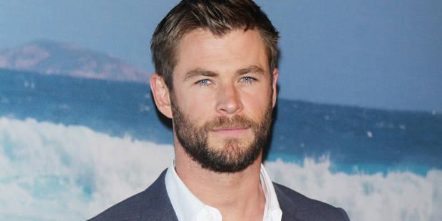 Chris Hemsworth s'entraîne dur pour jouer Thor... et c'est plaisant à voir ! - La DH
