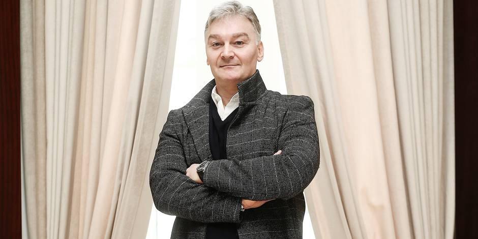 """Fabien Debecq: """"Je ne serais pas étonné de voir Charleroi dans les quatre premiers"""" - La DH"""