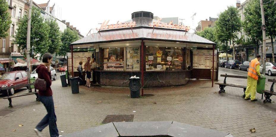Etterbeek: Le pavillon circulaire de la friterie Antoine vit ses dernières heures