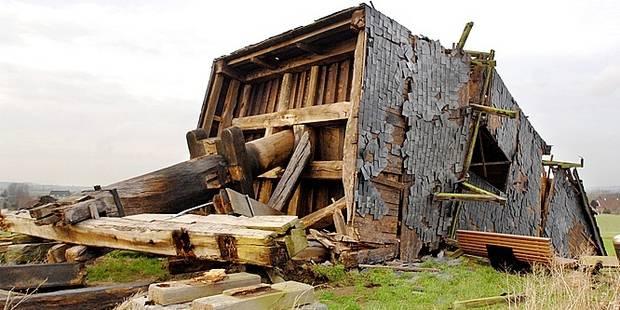 Thimougies Le moulin va être reconstruit - La DH