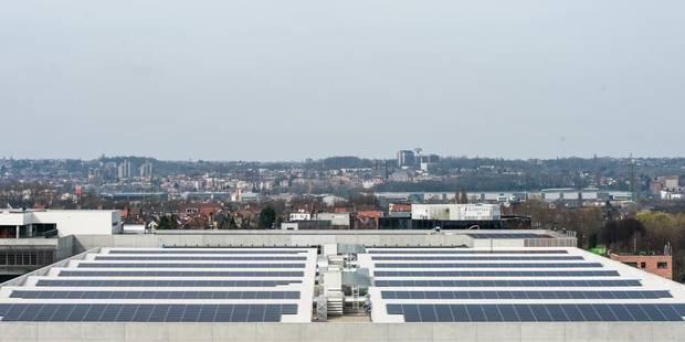 Le photovoltaïque toujours plus prisé dans la capitale - La DH