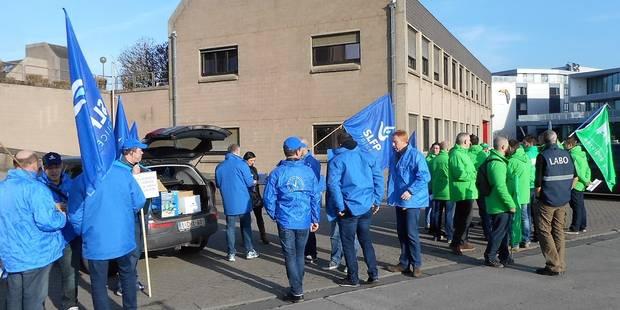 Mons: la Police Judiciaire Fédérale en grève - La DH