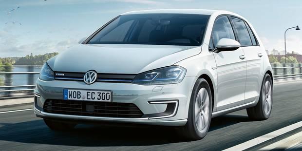 La VW Golf reprend sa place de superstar en 2016 à Mons-Borinage et dans le Centre - La DH