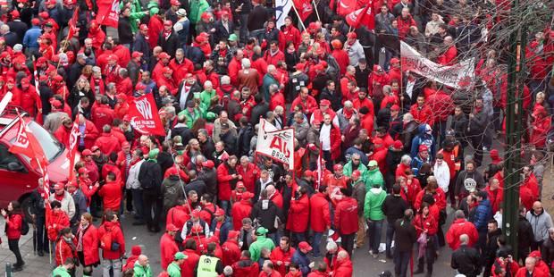 La France championne de la grève, la Belgique 4e - La DH
