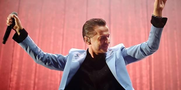 Avec son nouvel album Spirit, Depeche Mode ose et frappe fort - La DH