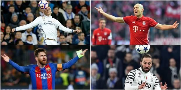 Bayern - Real et Barça - Juve! Découvrez les affiches des quarts de la C1 - La DH