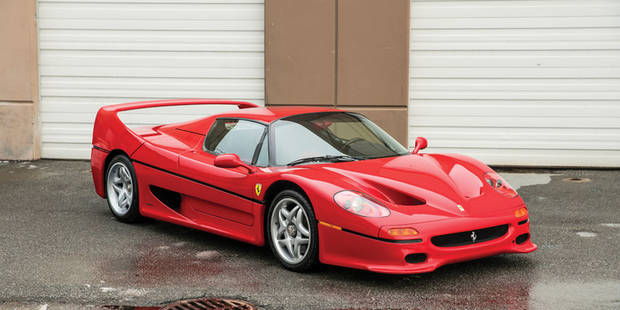 La Ferrari de Mike Tyson à plus de 2.5 millions - La DH