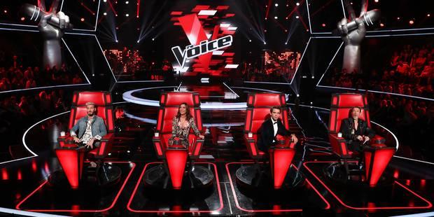 The Voice France pour la 1ère fois en Belgique - La DH