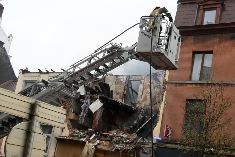 Sept blessés après une explosion dans une habitation à Bruxelles