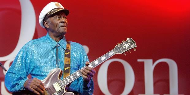 """Les réactions pleuvent suite à la mort de Chuck Berry : """"Aucun de nous ne serait ici sans lui"""" - La DH"""