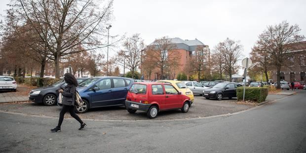 Mons: Un nouveau parking de 225 places près de la HE Condorcet - La DH