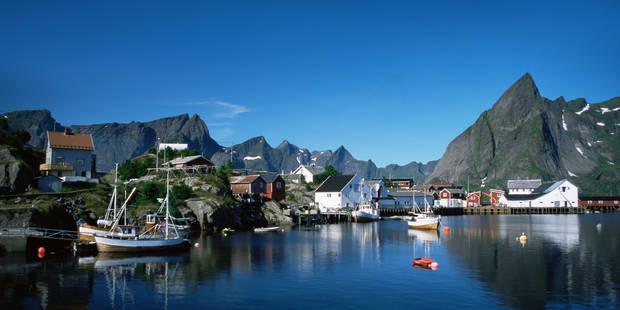 """La Norvège """"pays le plus heureux du monde"""", la Belgique est 17e - La DH"""